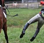 homme équitation